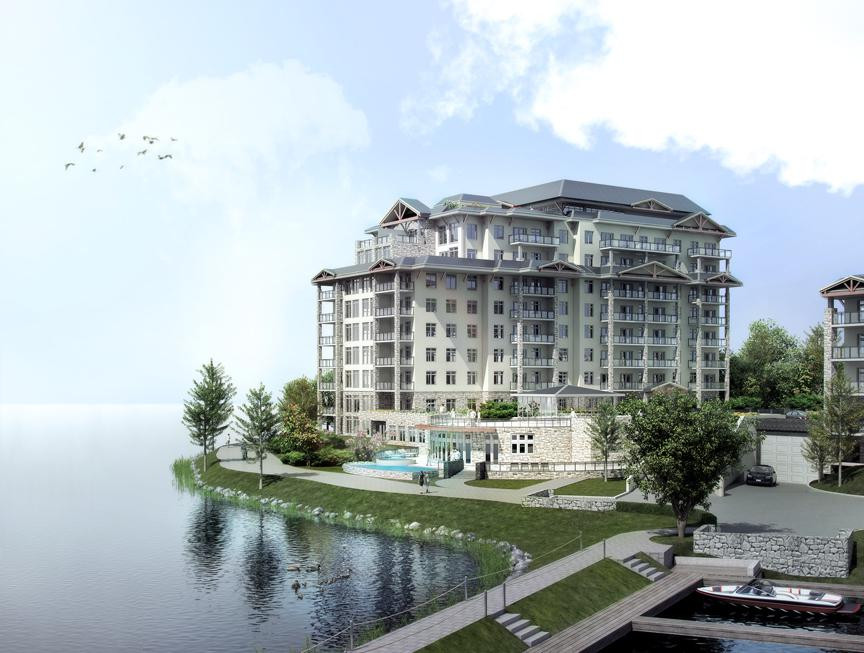 Orchard Point Harbour at 80 Orchard Point Rd, Orillia 1