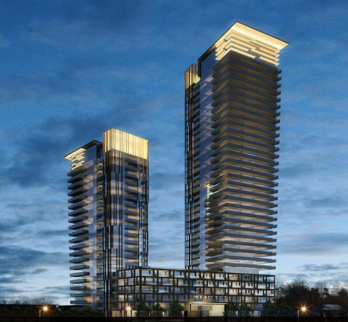 The Residences of Gordon Woods at 2120 Hurontario St, Mississauga 0