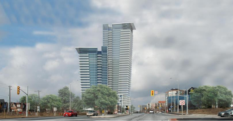 The Residences of Gordon Woods at 2120 Hurontario St, Mississauga 1
