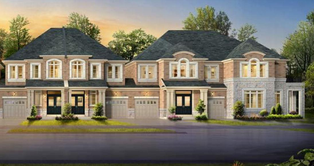 Brookside Towns at the Preserve at 155 Dundas St W, Oakville 0