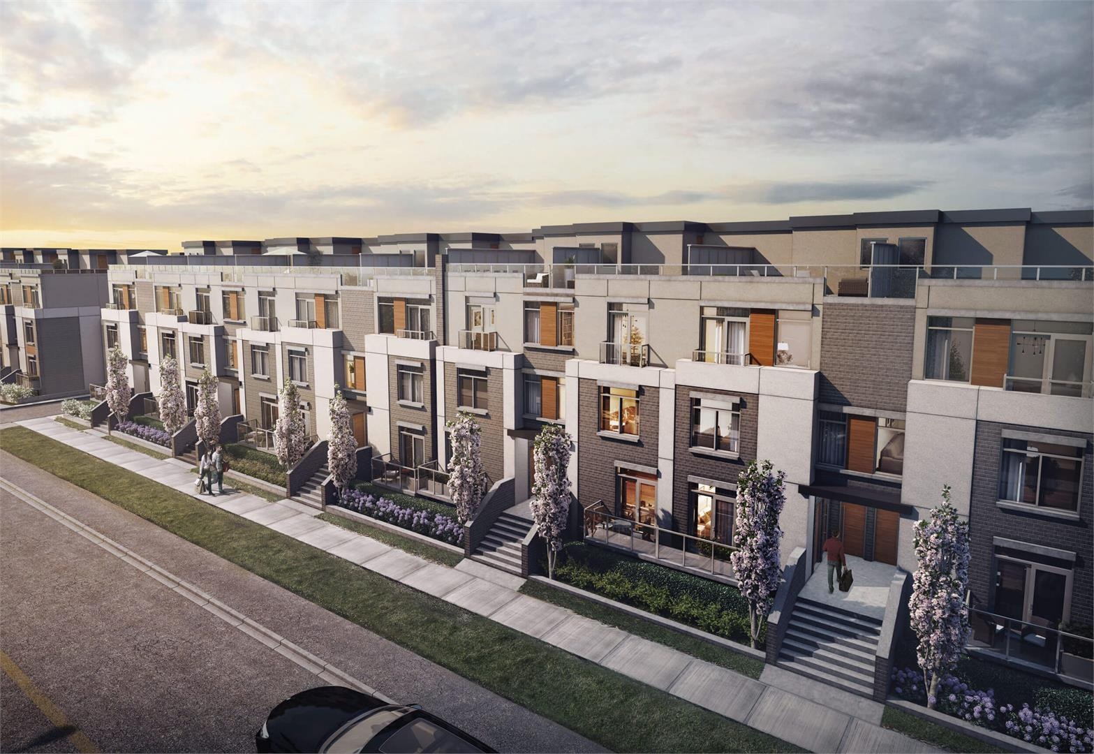 The 6ixth Towns at 3058 Sixth Line, Oakville 0