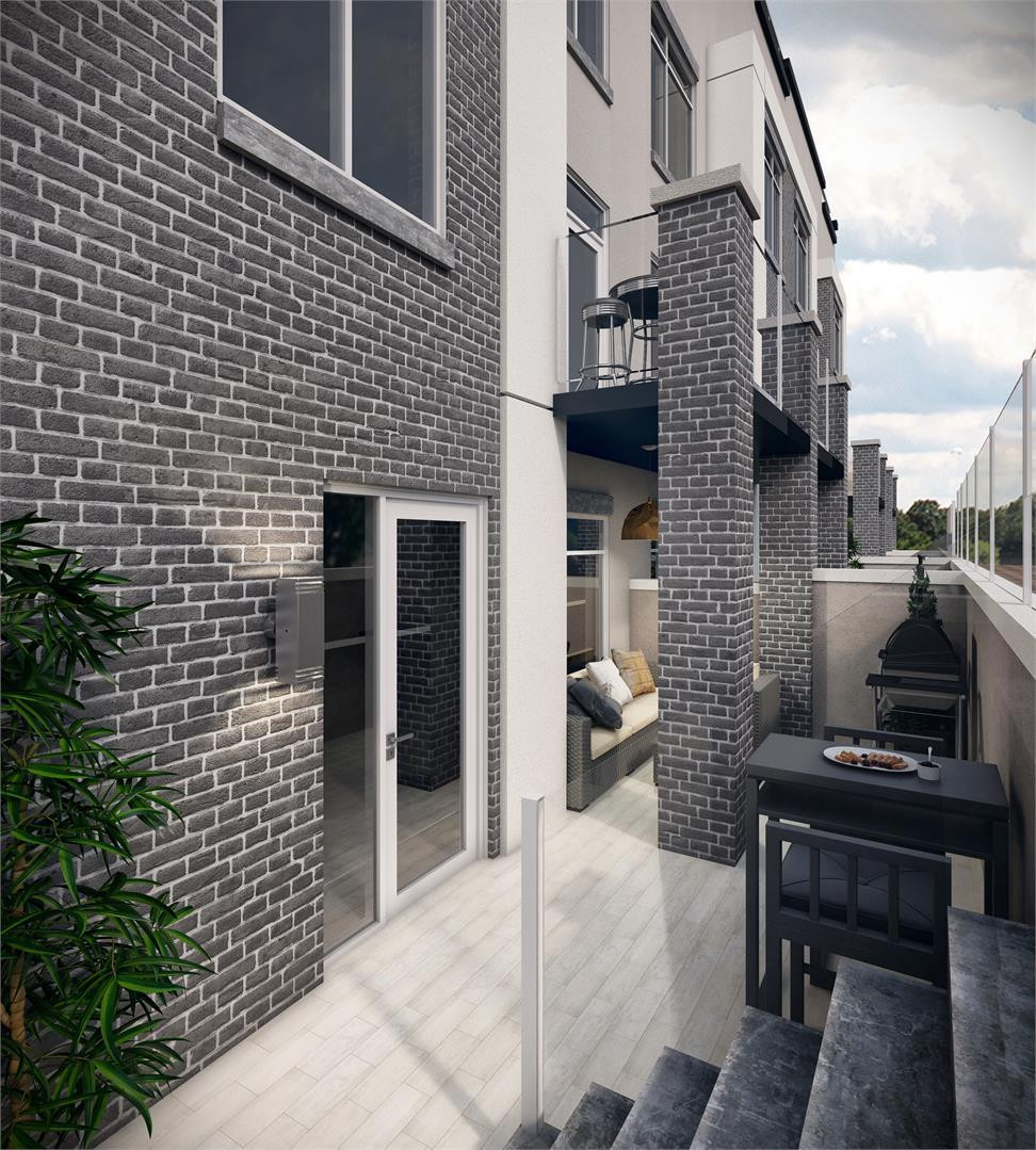 The 6ixth Towns at 3058 Sixth Line, Oakville 1
