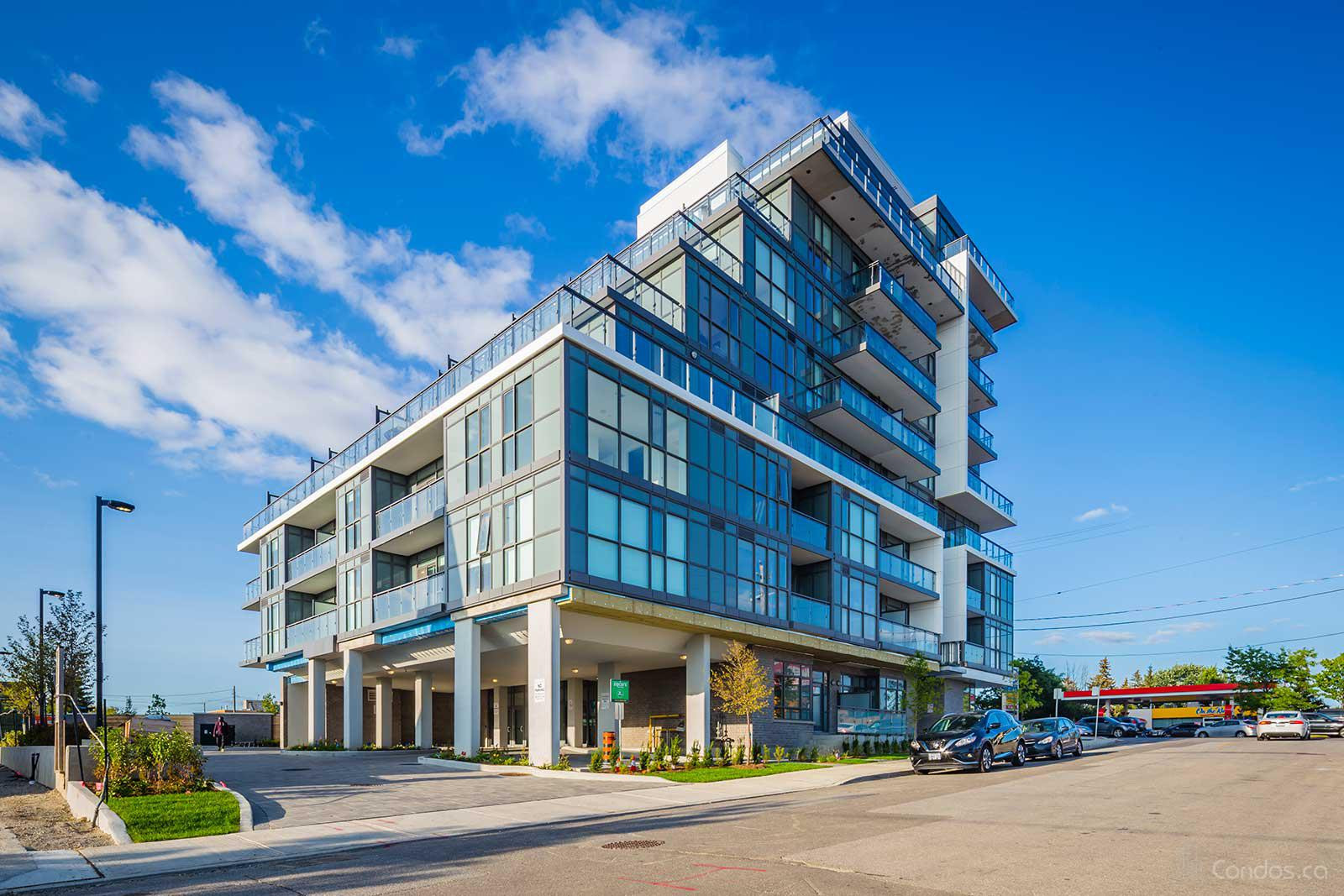 Dream Residences at Yorkdale at 16 McAdam Ave, Toronto 1