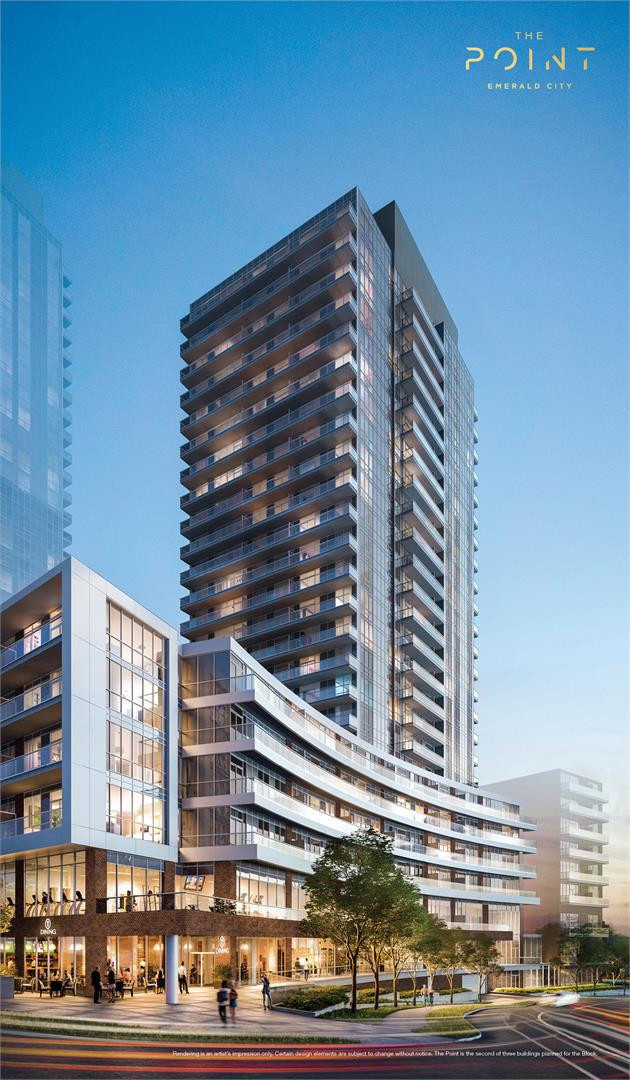 The Point at Emerald City at 1800 Sheppard Ave E, Toronto 0