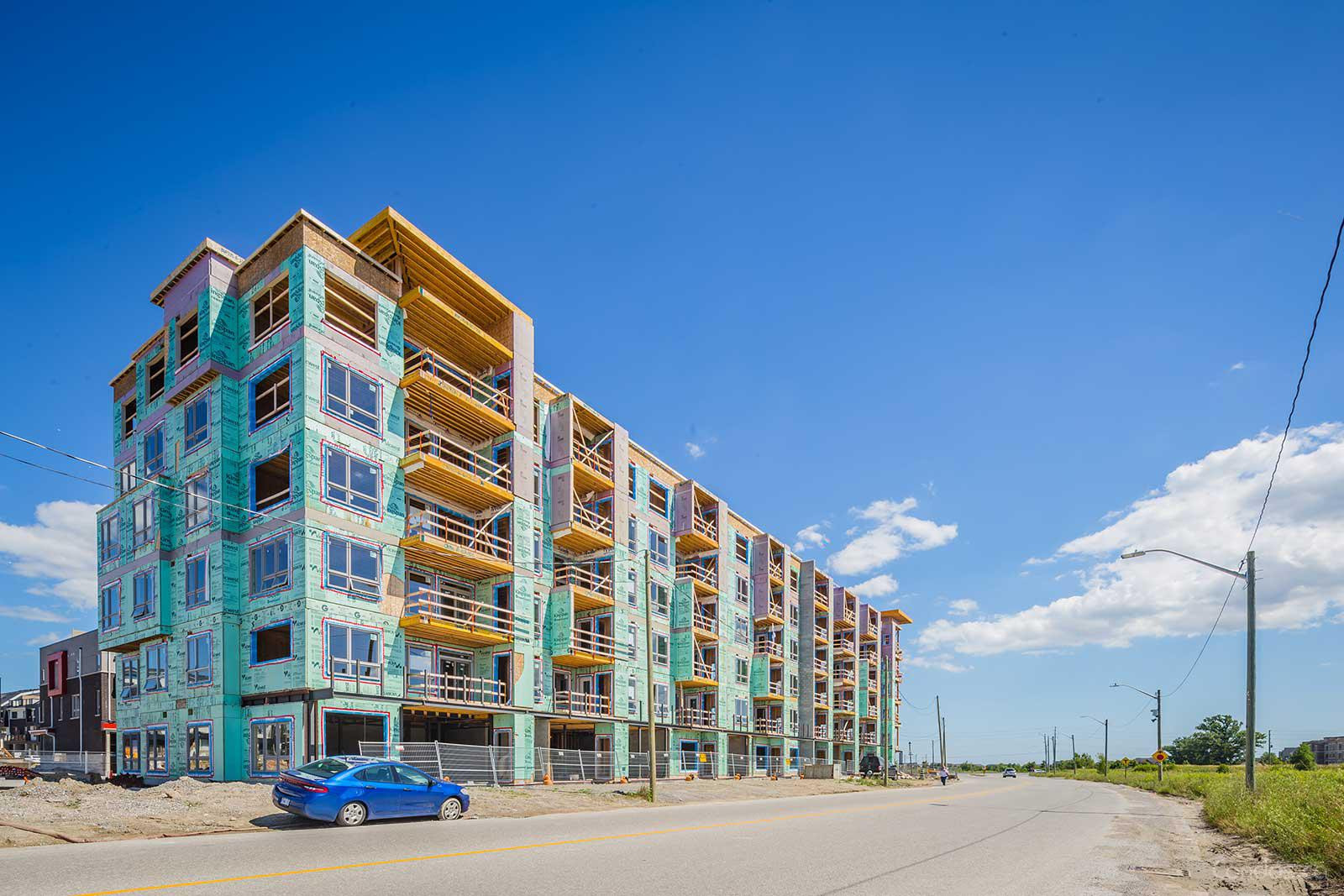 The Condominiums of Cornell at 3150 Bur Oak Ave, Markham 0
