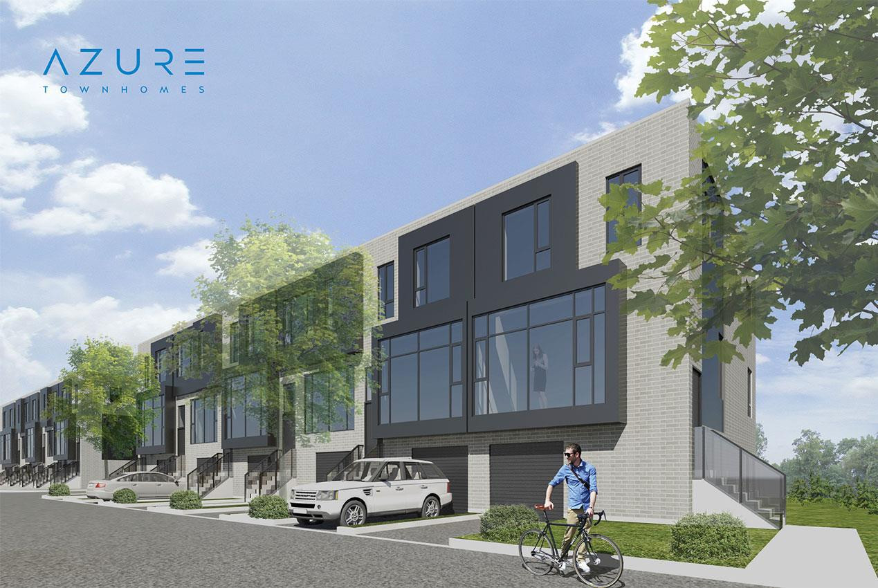 Azure Townhomes at 243 16th Ave, Richmond Hill 0