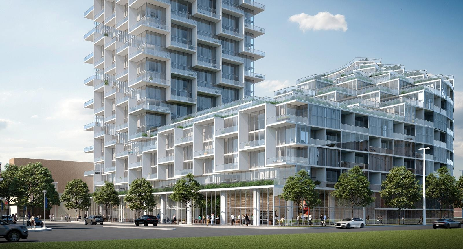 Spirits Condominiums at 169 The Donway W, Toronto 0