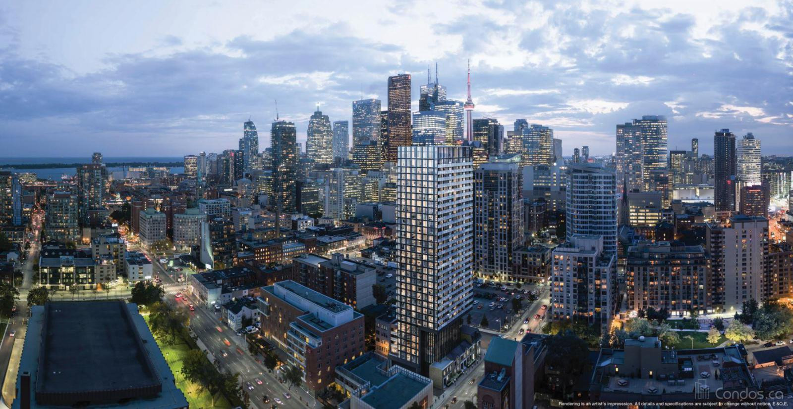 Garden District Condos at 79 Shuter St, Toronto 0