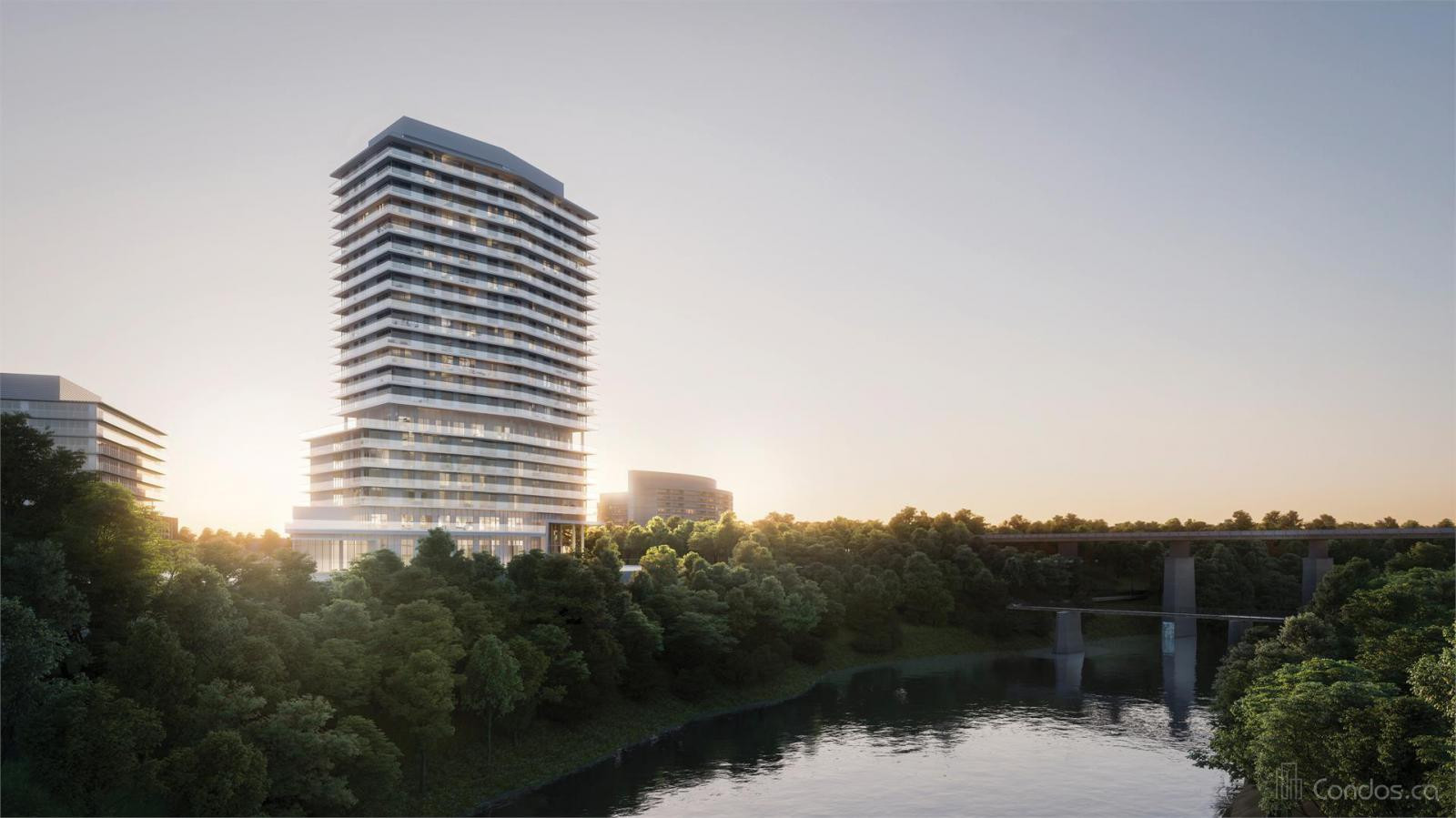 Kingsway By The River at 4208 Dundas St W, Toronto 0