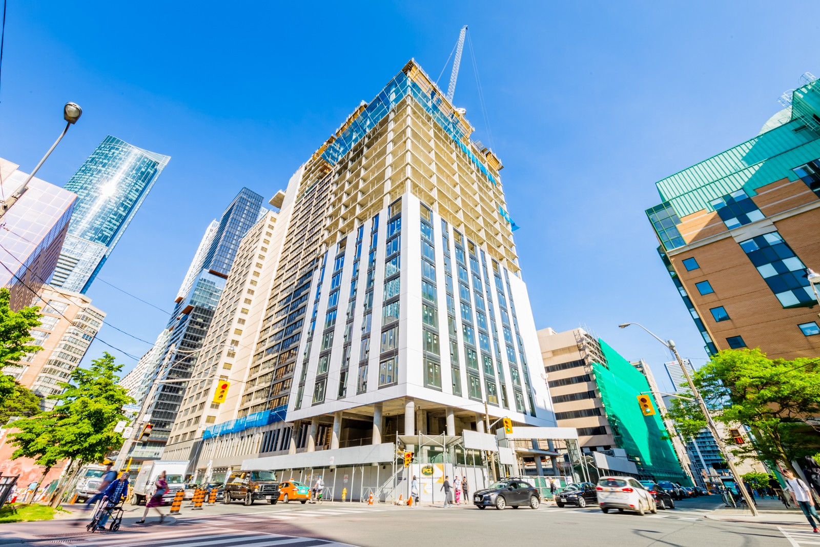 The Livmore at 43 Gerrard St W, Toronto 0