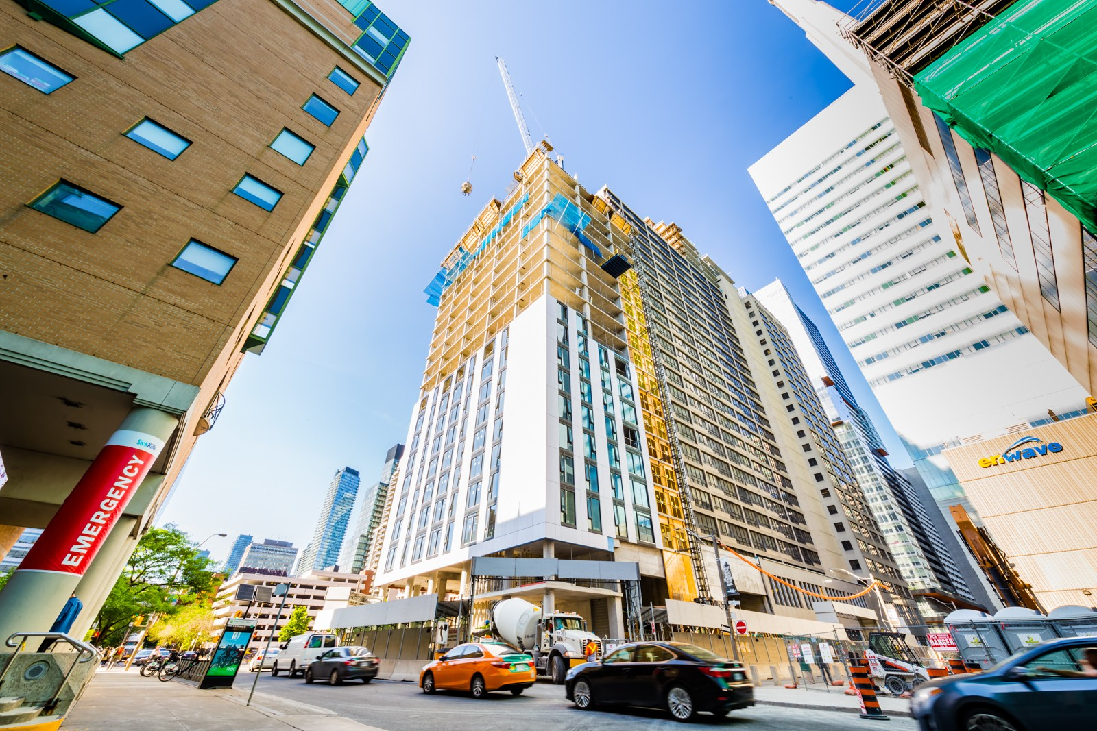The Livmore at 43 Gerrard St W, Toronto 1