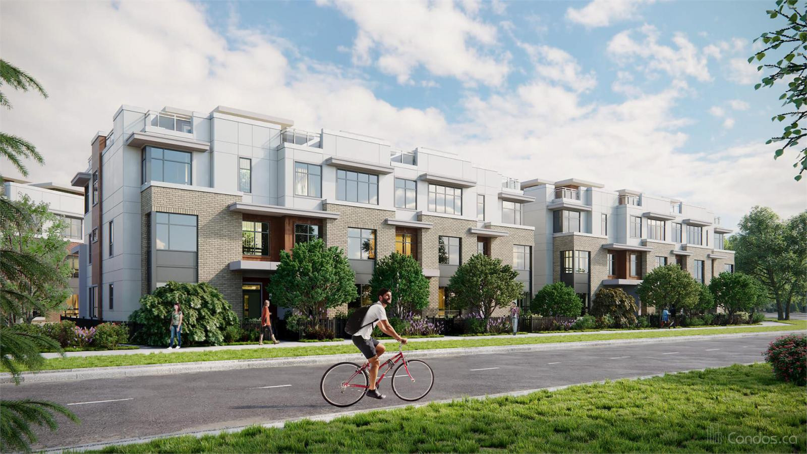 Lion's Gate Townhomes at 2067 Glenaire Dr, North Vancouver District 0