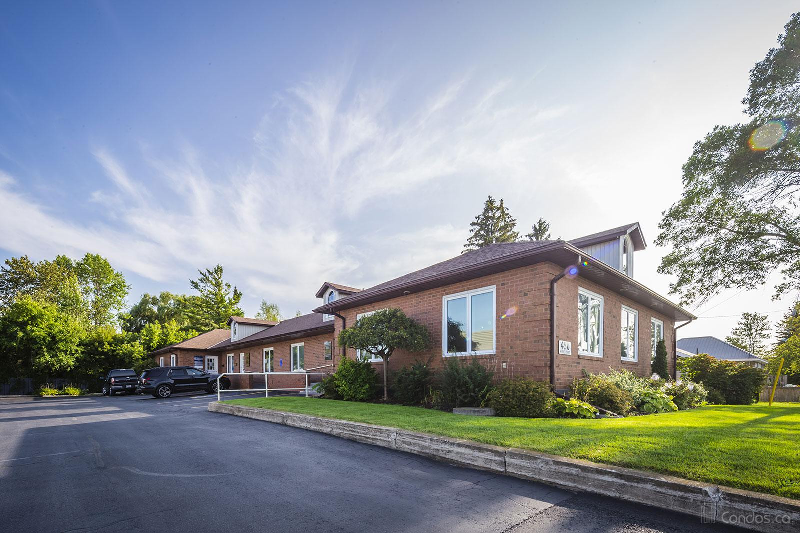 450 Hume Condos at 450 Hume St, Collingwood 0