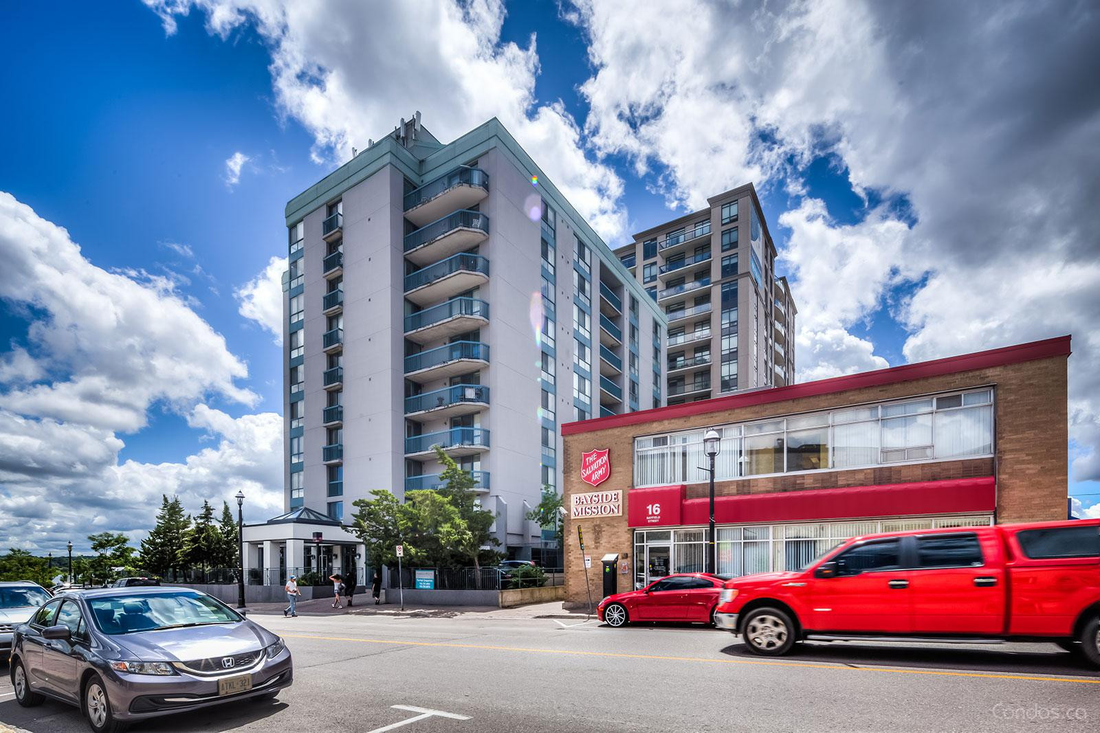 6 Bayfield Condos at 6 Bayfield St, Barrie 0