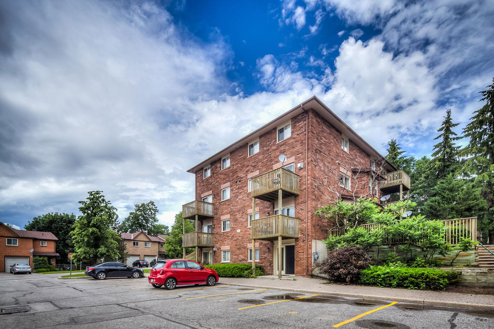 Timberwalk Condos at 9 Meadow Ln, Barrie 0