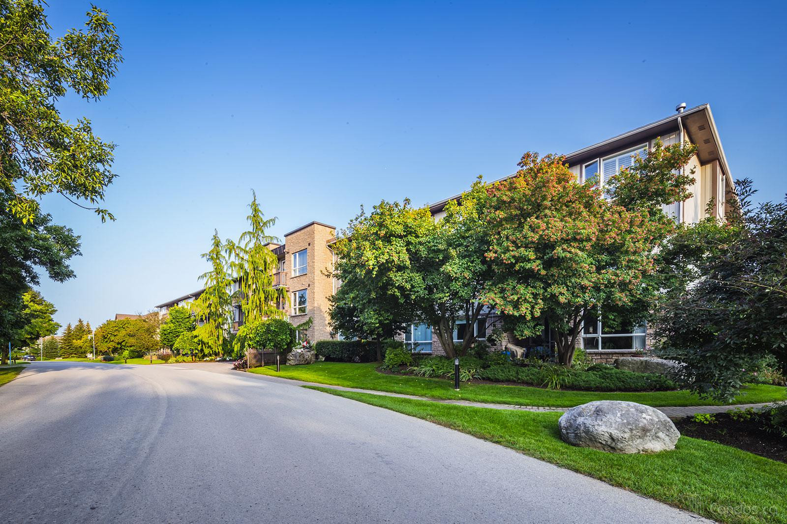 Johnston Park Condos at 750 Johnston Park Ave, Collingwood 0