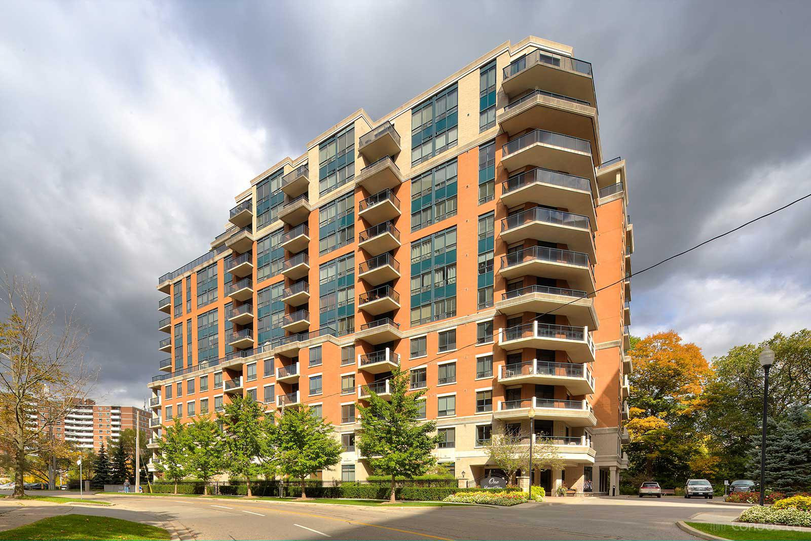 Town and Country Ⅰ at 1 Lomond Dr, Toronto 0