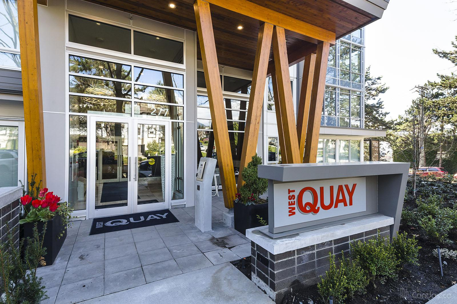 West Quay at 255 W 1st St, North Vancouver City 0
