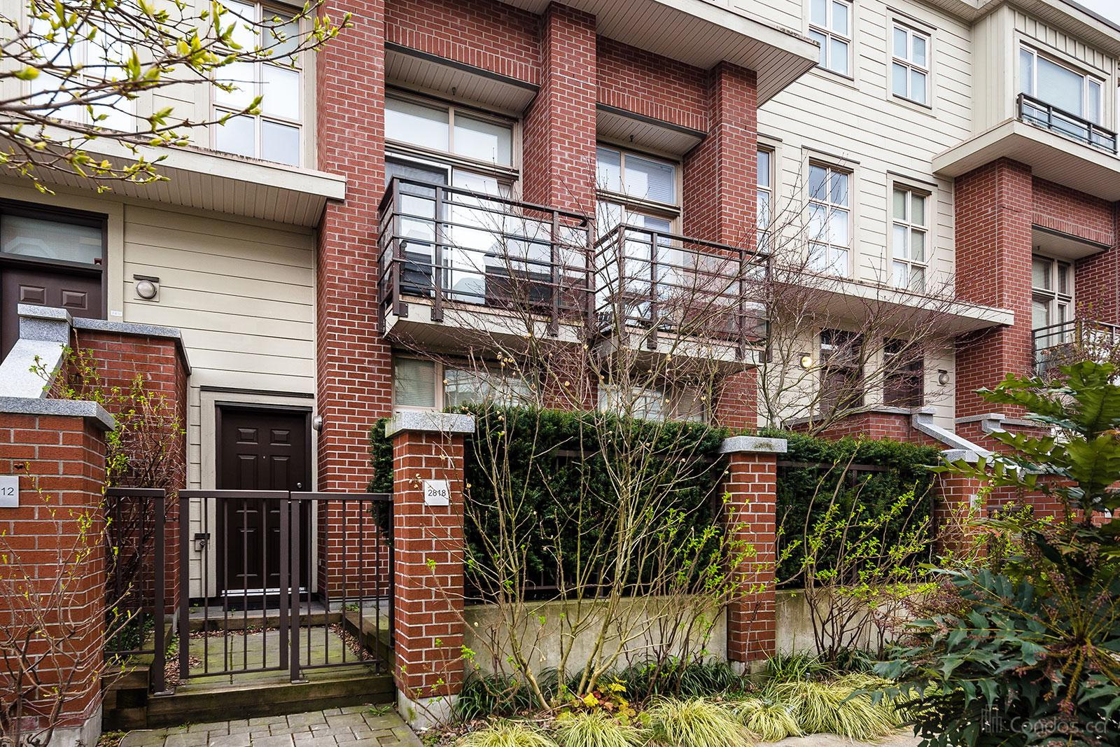Domain Townhomes at 2818 Watson St, Vancouver 0