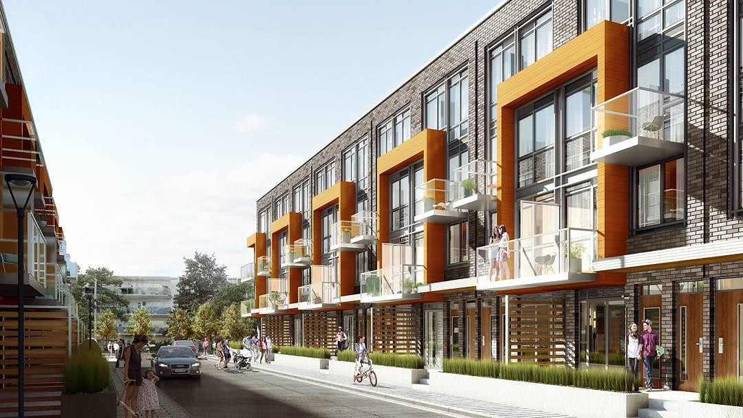 75 Curlew Urban Towns at 75 Curlew Dr, Toronto 0