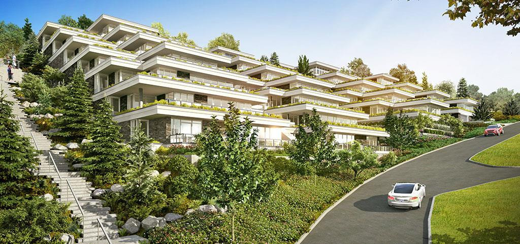 At Forest's Edge Three & Four at 788 Arthur Erickson Pl, West Vancouver 1