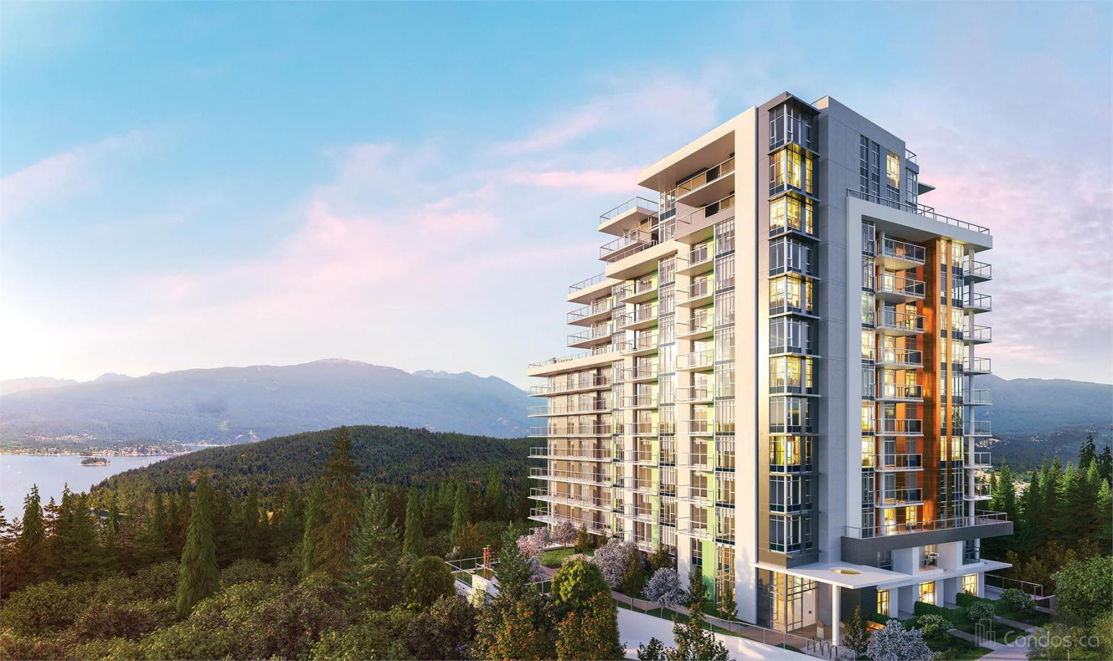 Terraces at The Peak at 8940 University Crescent, Burnaby 0