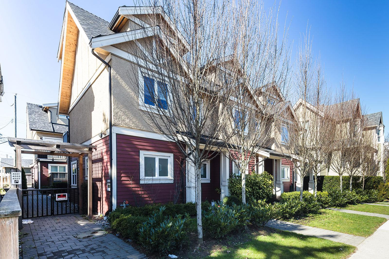 Six Homes at 4331 Knight St, Vancouver 0