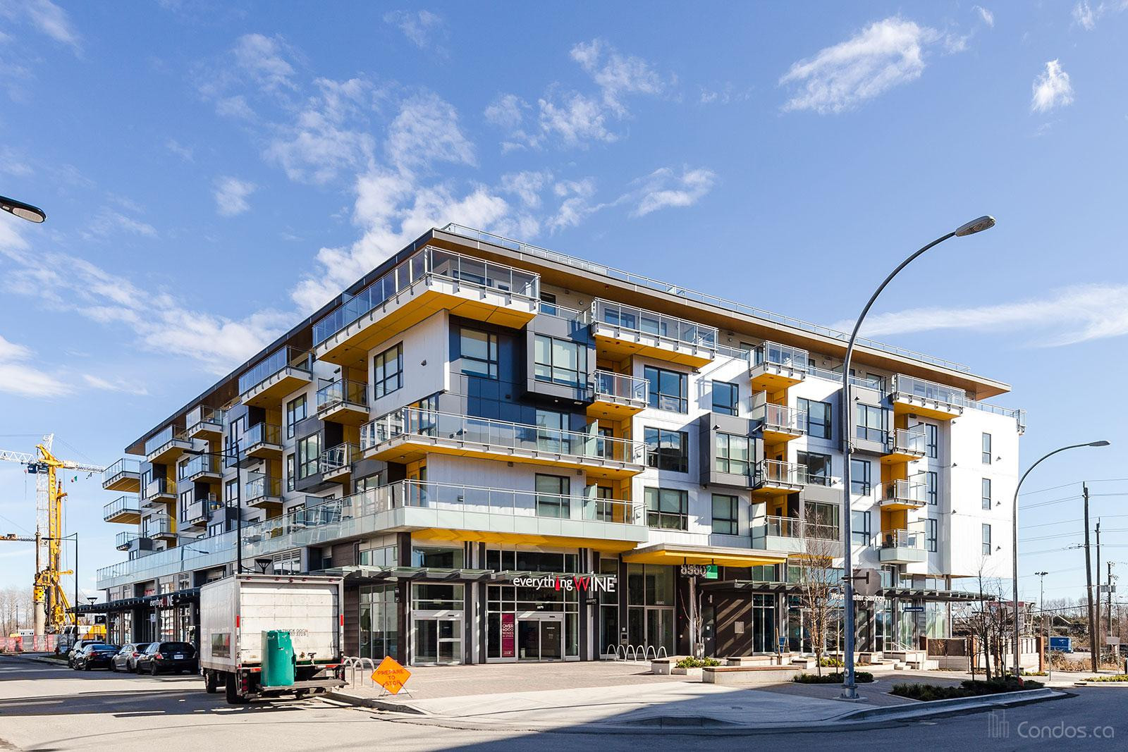 Two Town Centre at 8580 River District Crossing, Vancouver 0