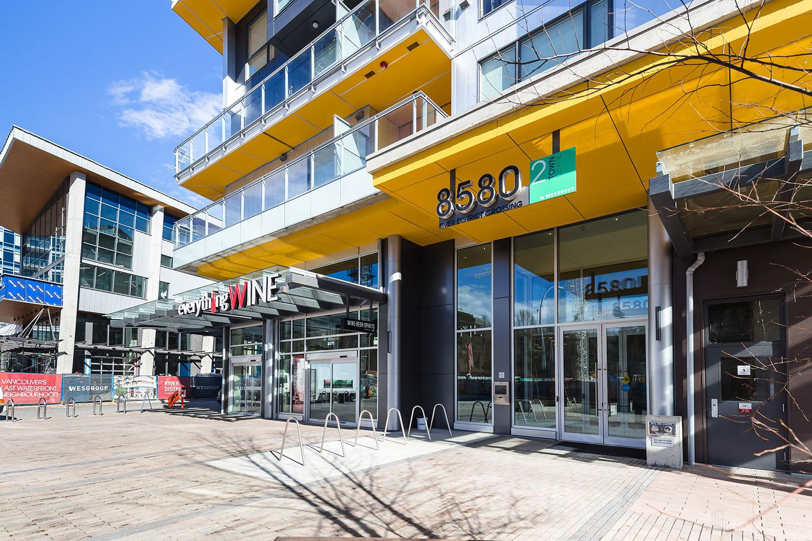 Two Town Centre at 8580 River District Crossing, Vancouver 1
