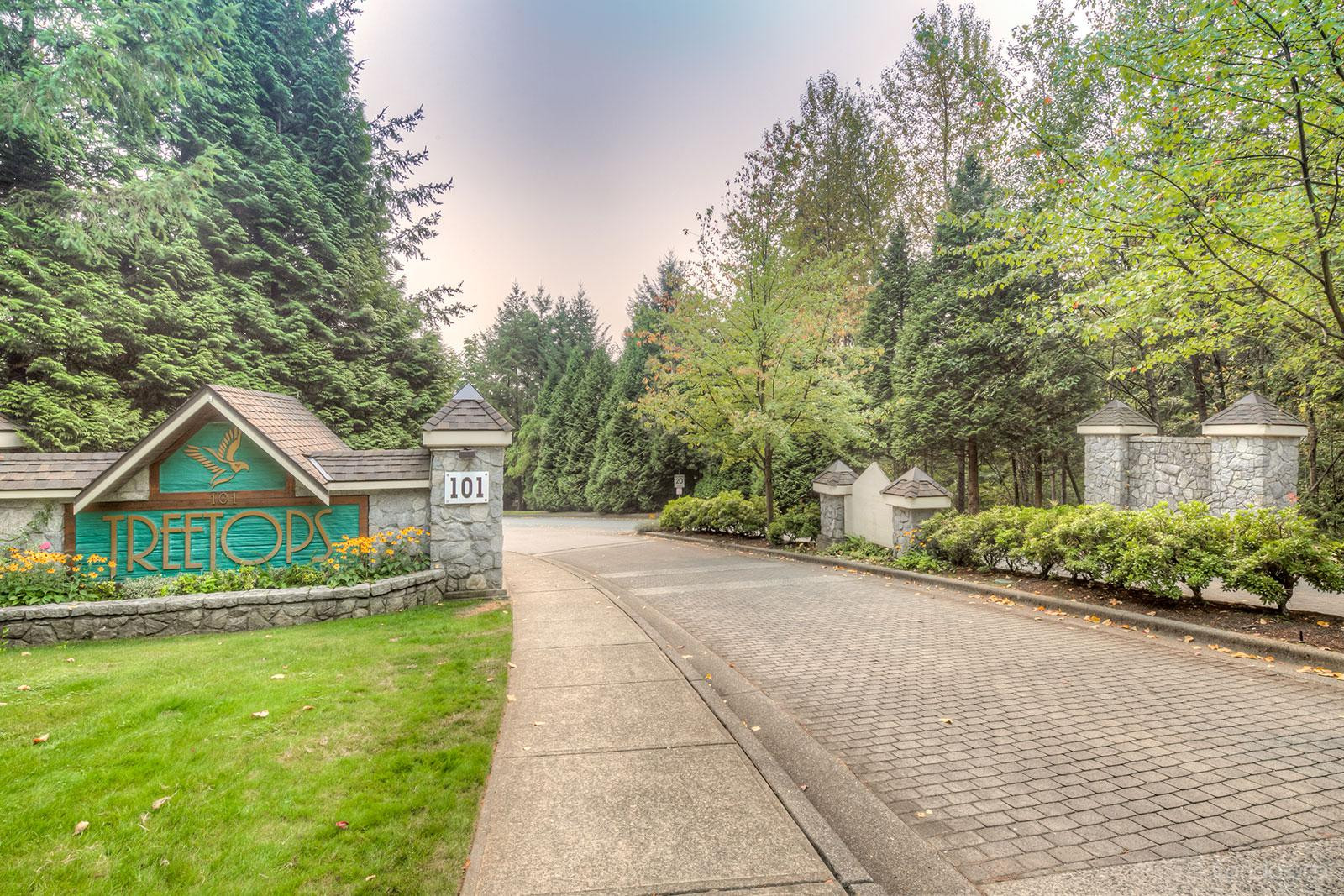 Treetops at 101 Parkside Dr, Port Moody 1