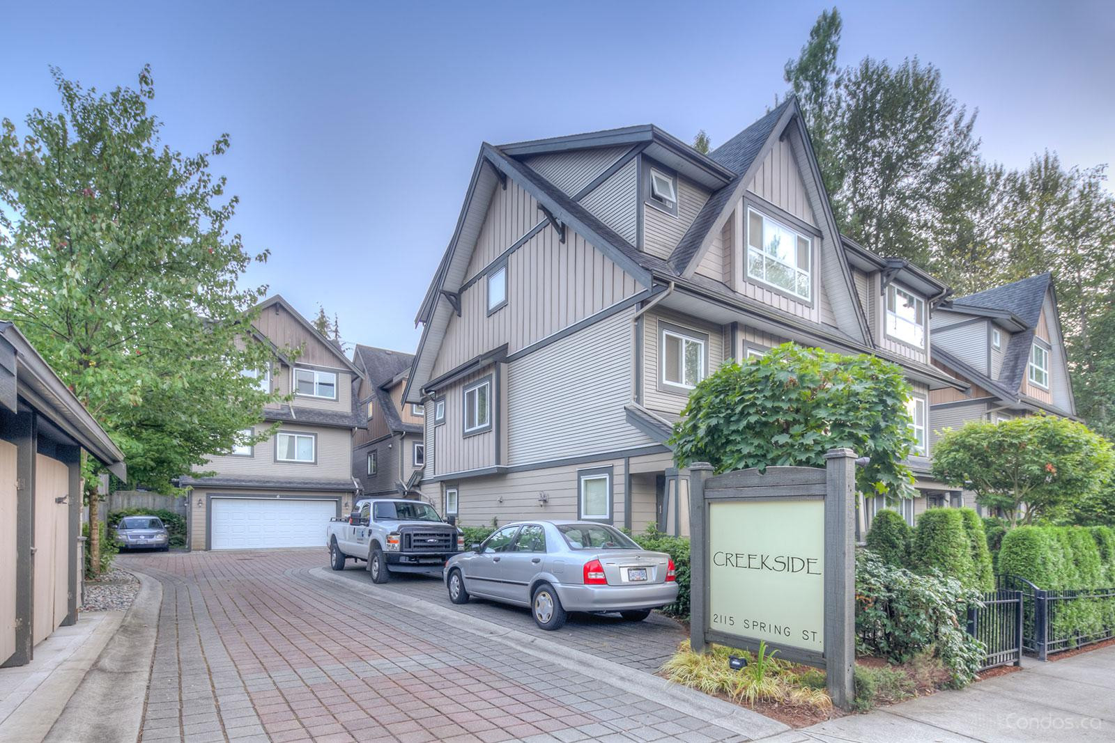 Creekside at 2115 Spring St, Port Moody 0