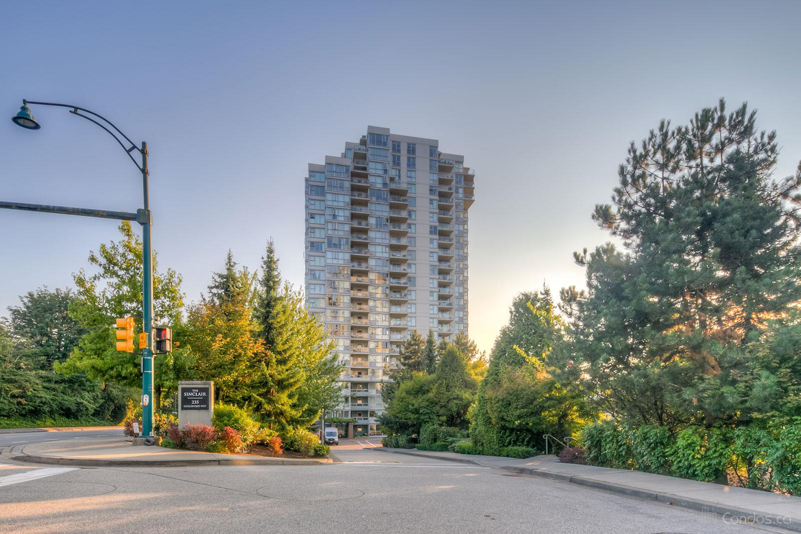 The Sinclair at 235 Guildford Way, Port Moody 0