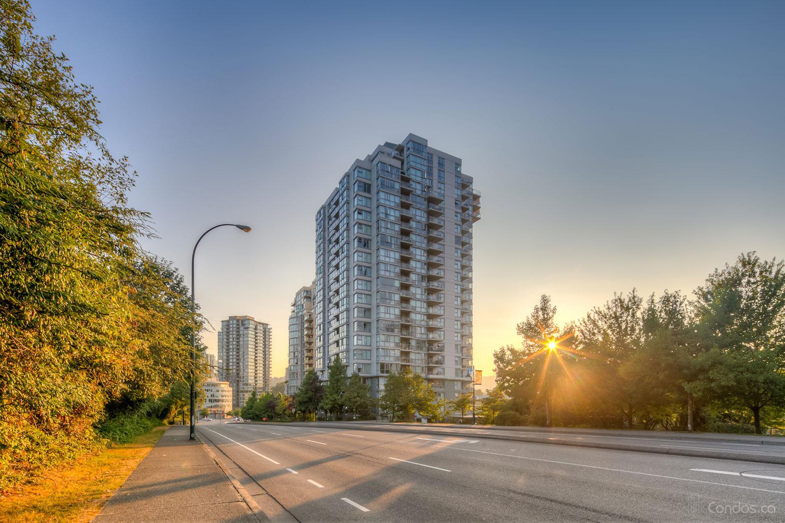 The Sinclair at 235 Guildford Way, Port Moody 1