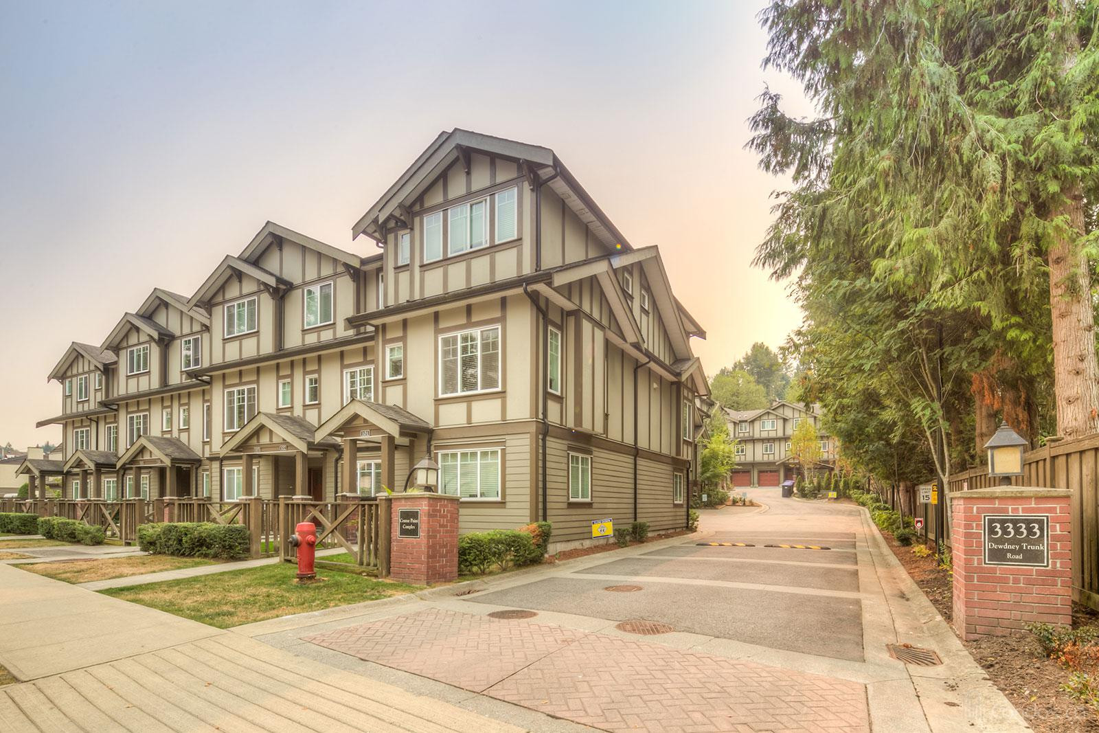 Centre Point Complex at 3333 Dewdney Trunk Rd, Port Moody 0