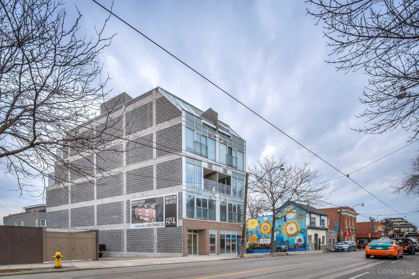 Azul Lofts at 1636 Dundas St W, Toronto 0