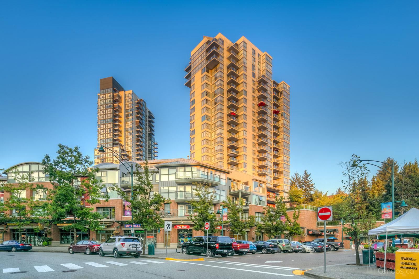 The Bentley at 295 Guildford Way, Port Moody 0