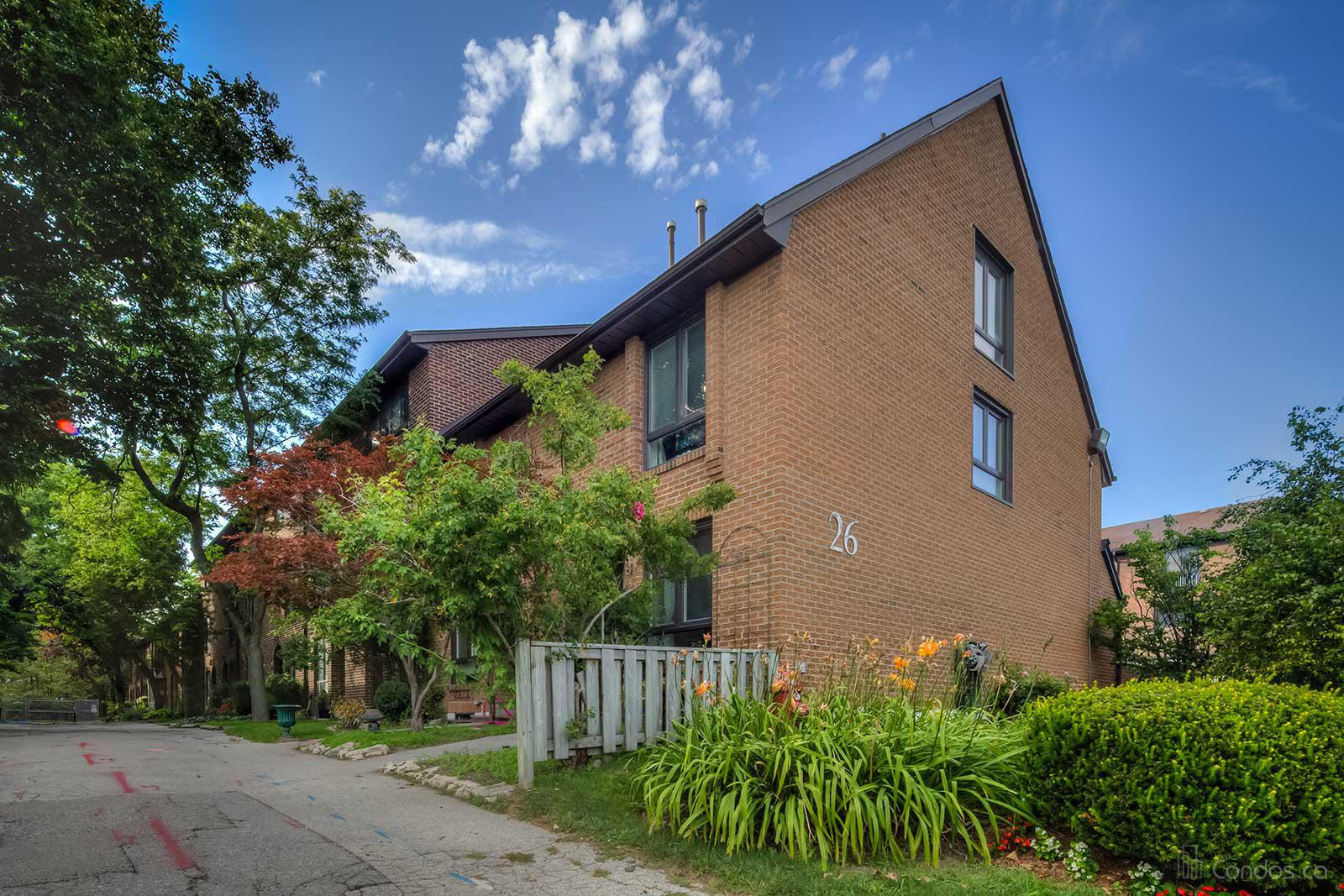 Guildwood Townhomes at 26 Livingston Rd, Toronto 0