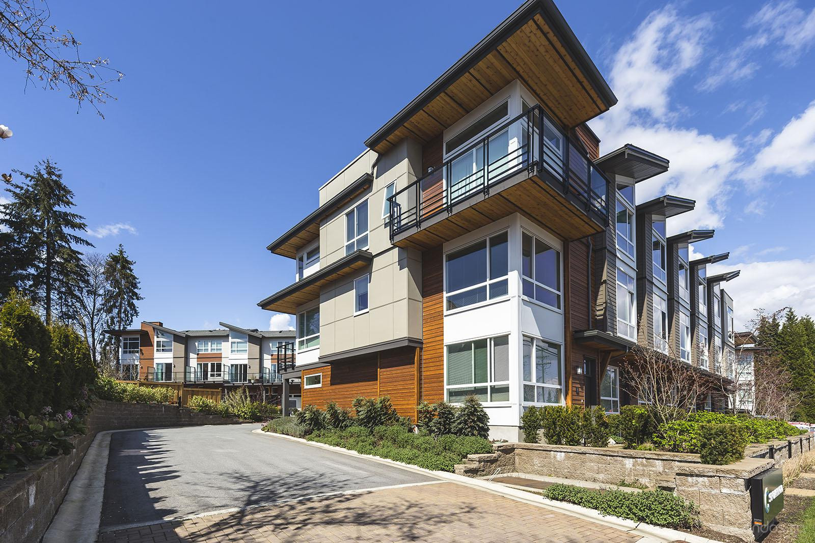 Clarke Townhomes at 909 Clarke Rd, Port Moody 0