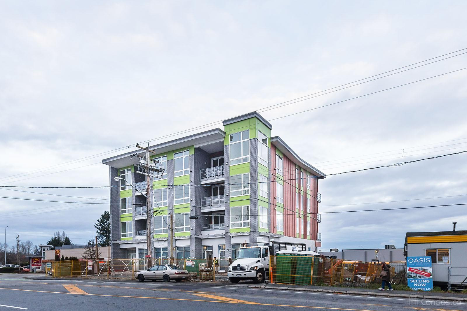 Oasis at 8488 160 St, Surrey 0