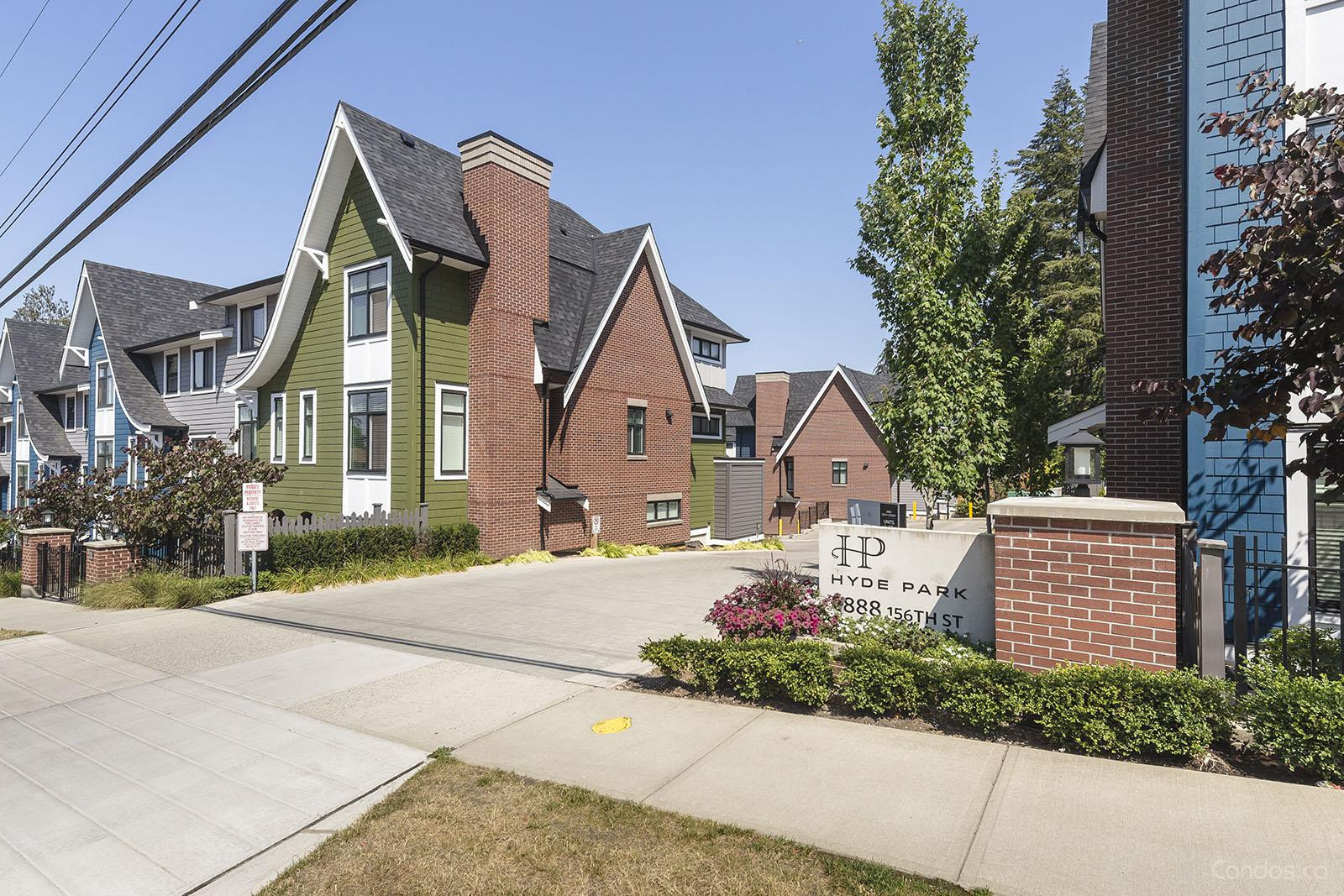 Hyde Park at 15677 28 Ave, Surrey 1
