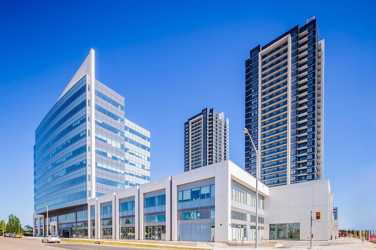 Centro Square Condominiums at 3600 Highway 7 West, Vaughan 0