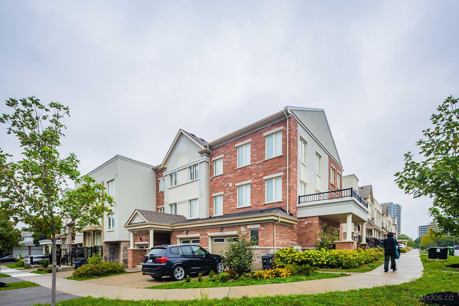 Bloom Park Towns at 15 Coneflower Cres, Toronto 0