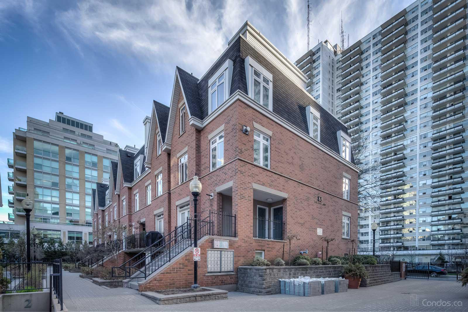 Redpath Townhomes at 83 Lillian St, Toronto 0