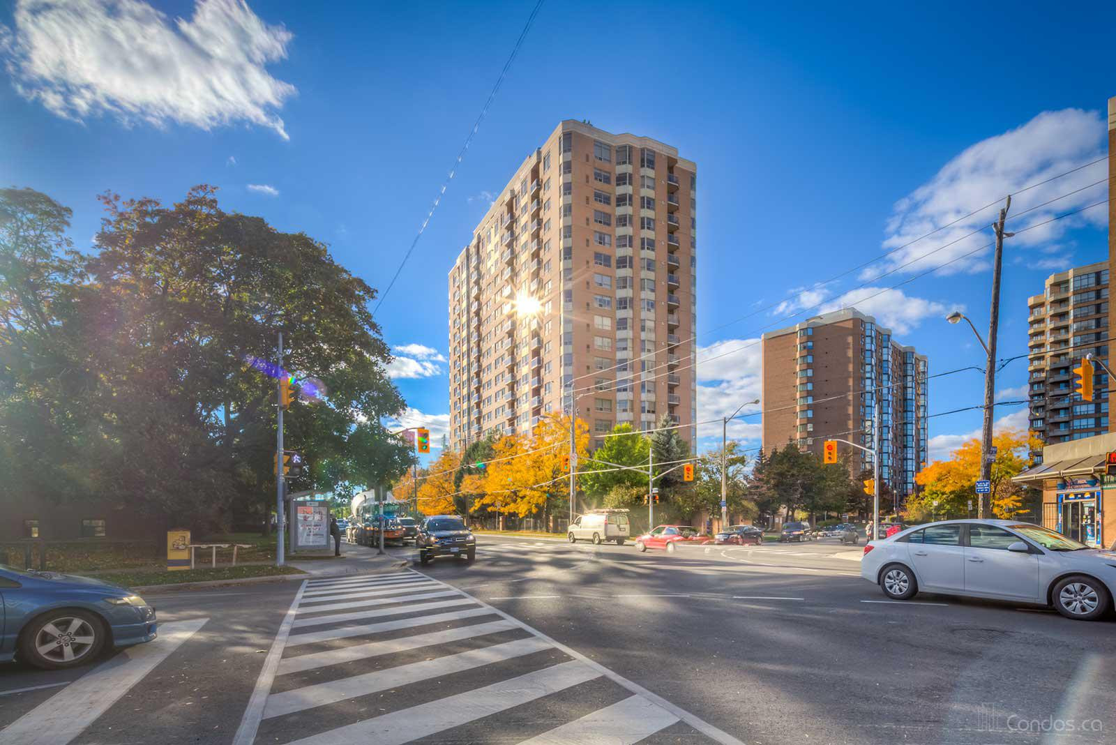 Residences of Ridley Boulevard at 265 Ridley Blvd, Toronto 1