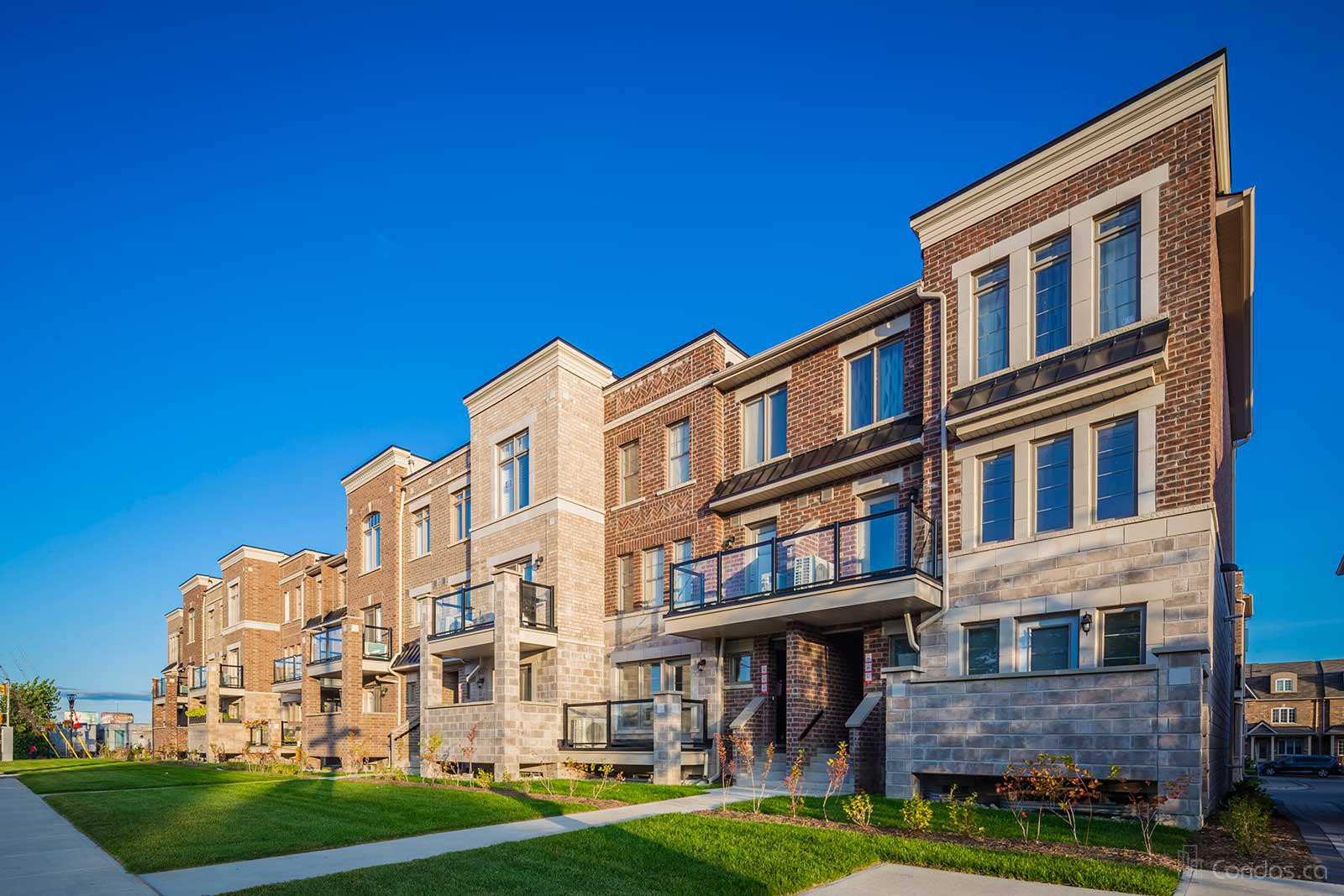 The Brownstones at Westown at 2315 Sheppard Ave W, Toronto 0