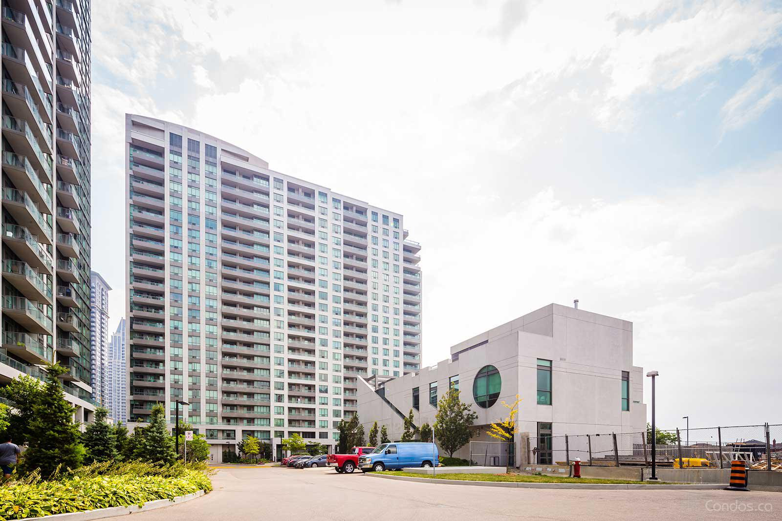 Mirage at 339 Rathburn Rd W, Mississauga 1