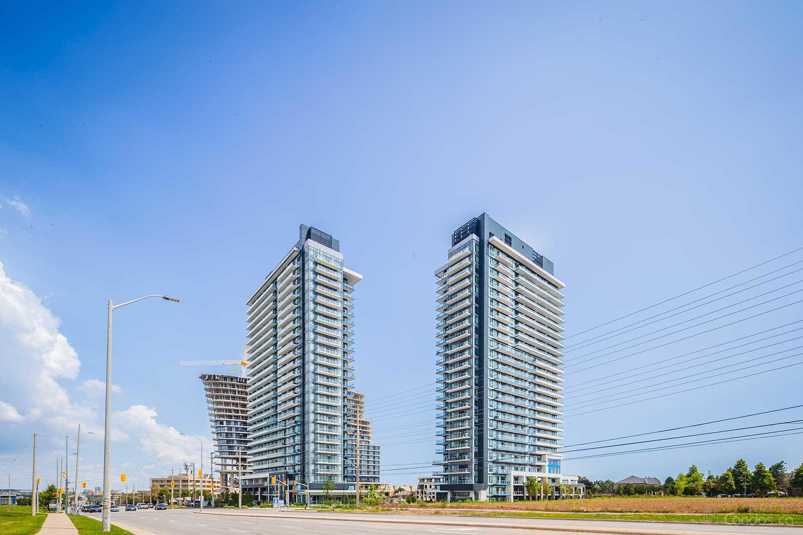 The West Tower - Daniels Erin Mills at 2560 Eglinton Ave W, Mississauga 1