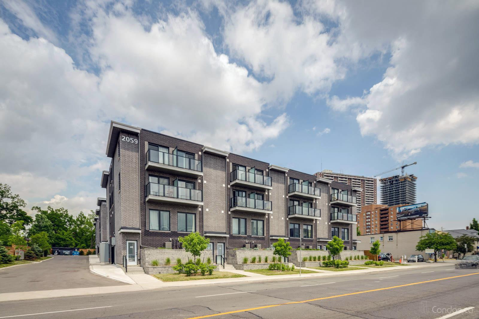 W Towns at 2061 Weston Rd, Toronto 0