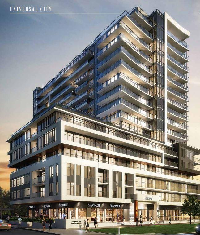 Universal City Condos at 1474 Bayly St, Pickering 0