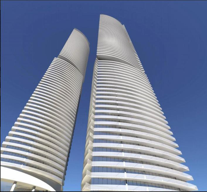 Sugar Wharf Condos at 95 Lake Shore Blvd E, Toronto 1